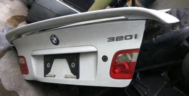 BMW E46 Sedan Rear Heckspoiler