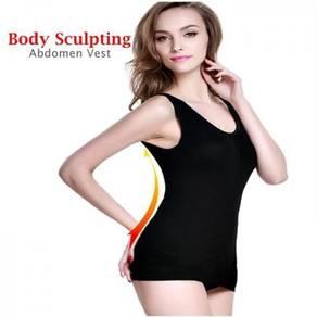 Body Sculpting Abdomen Vest ( 10-277-01 )