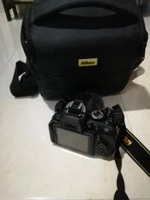 Nikon D5200 Full set with box