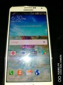 Samsung not 3 i nak jual macam baru tak pernajatuh