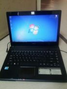 Acer Aspire 4738 window7 ultimate i3 500gb 4gb ram