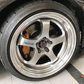 Sport Rim TE 18 Dunlop Direzza Tayar