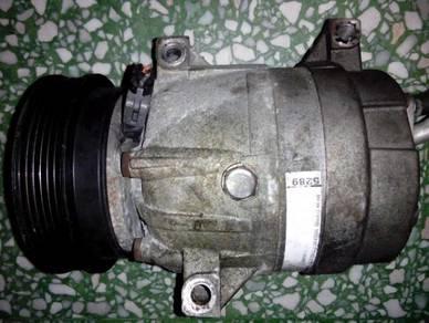 Air cond compressor renault scenic