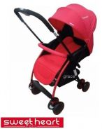 Sweet heart paris light weight stroller 6605