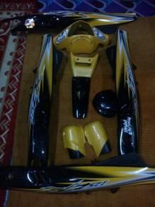 125Z kuning diraja