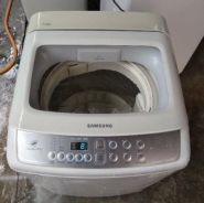 Mesin basuh samsung 7kg washing mach