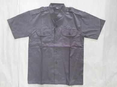 School Uniform Scouts Sekolah Pengakap Baju Kain c