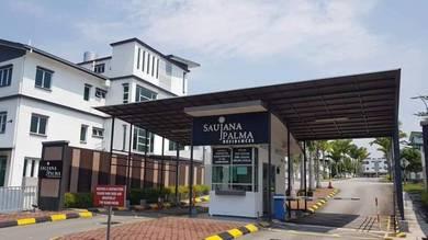 Saujana Palma Residence, Saujana Impian off Jalan Kajang