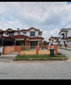 Renovated End Lot, Double Storey Terrace, Taman Batik, Kelisa Ria