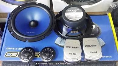 Speaker component set 6.5 inch