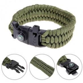 Survival paracord bracelet 05
