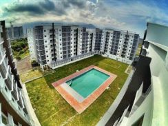 KAMPAR WEST CITY Condo 856sqft
