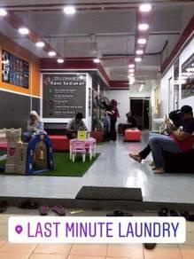 Self Service Laundry / Dobi for Sale in Ampang