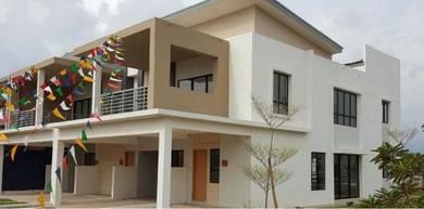 New Villa Kesuma Townhouse Bandar Tasik Kesuma Semenyih [First Tenant]