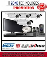 Cctv surveillance alarm security system