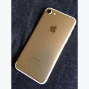 Iphone 7 gold colour