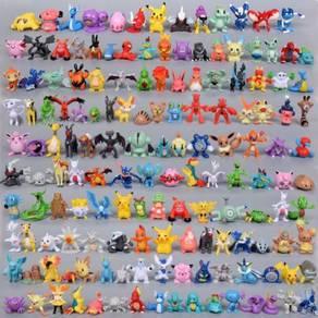 Random Pokemon 150pcs toys 4cm