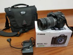 Canon 70d DSLR for sale