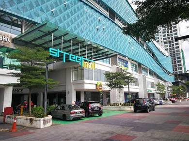 Office renovated, one south commercial seri kembangan