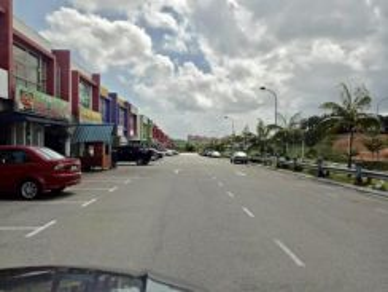 Bandar Tiram 2 Storey Shoplot For Sale