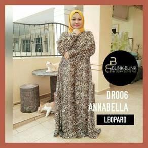 Dr006/19 annabella jubah (plussize)