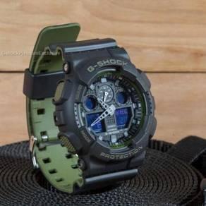 [Ori] Exclusive G-Shock GA-100L-1ADR Gshock
