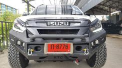 4x4 ISUZU DMAX KTC FRONT BULL BAR