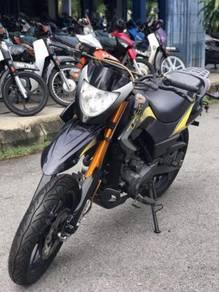 Keeway tx200g tx200 tx 200 scrambler tnt klx dtm
