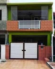 RENOVATED Terrace House Taman Cemerlang Taman Melati Kuala Lumpur