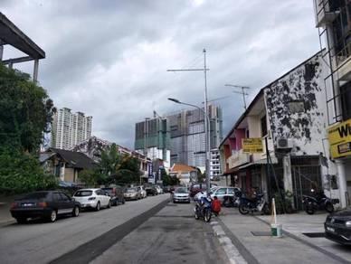 2storey shop Pahang Road Georgetown