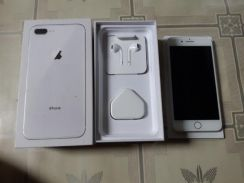 Iphone 8 plus 64 ( silver )