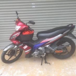2011 Yamaha 135LC