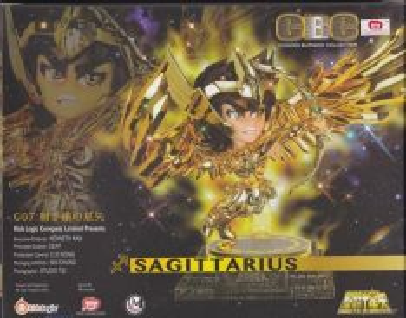 Saint Seiya Myth Cloth Gold Pegasus Sagittarius