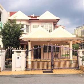 Taman Melati Setapak 2-Storey Corner Lot House For Sale