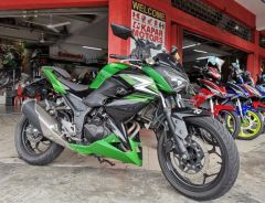 2014 Kawasaki Z250 1 owner Ori Condition TNT Duke
