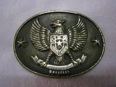 Vintage Belt Buckle - Kepala Tali Pinggang