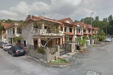 2 Sty Terrace House for sale at Taman Andaman Ukay Ulu Klang