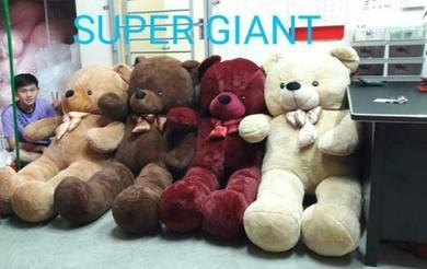 Teddy bear giant saiz 200cmm