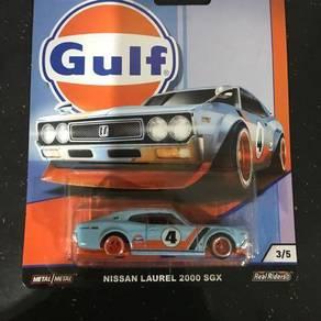 Gulf Nissan Laurel SGX