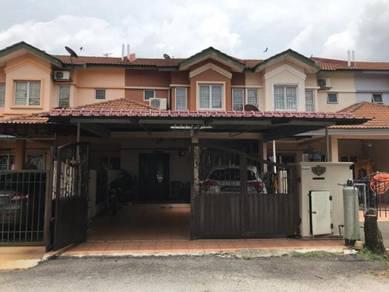 Double Storey Terrace Jalan Kerongsang Bandar Puteri Klang