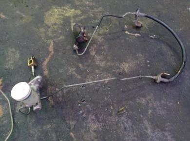 Clutch pump set Evo 6