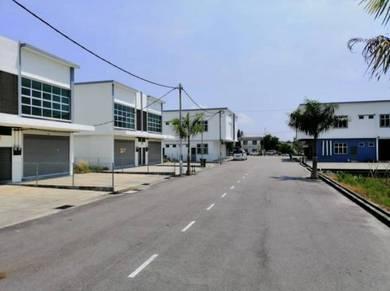 Double storey Semi-d Shop Lot Pusat Perniagaan Serdang