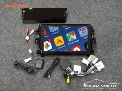 Nissan Navara NP300 Android Player Waza GPS 4G