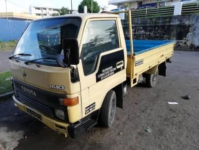Toyota Hiace Delta 2 tons Lorry