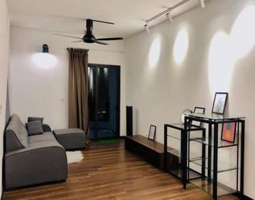 RENT | Maya Condominium | Likas | Fully Furnished | New KK Condo