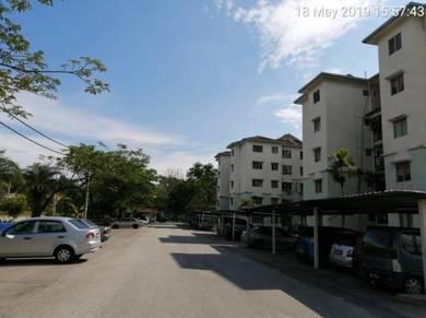Camelia Court Apartment in Bandar Tasik Puteri, Rawang, Selangor