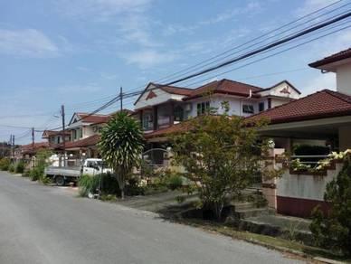 Double Storey Semi D Jalan Semaba Kuching