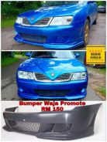 BARU Bumper Promote Waja MMC