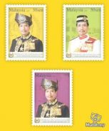 Mint Stamp Agong Malaysia 2007