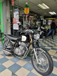 CMC XY400 Classic Edition triumph bobber